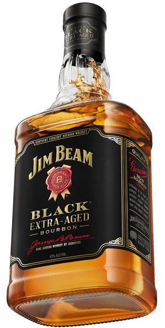 Whiskey Jim Beam Black Extra Aged 1000ml