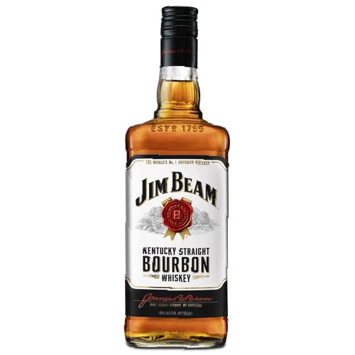 Whiskey Jim Beam White 1000 ml