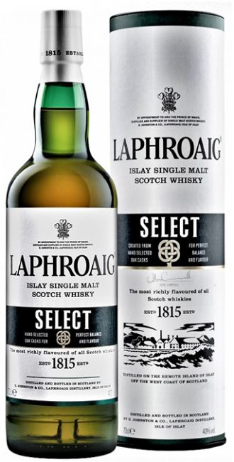 Whisky Laphroaig Select Single Malt 700ml