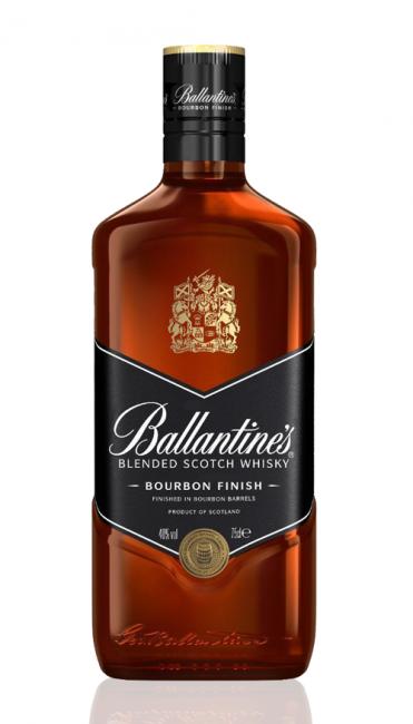 Whisky Ballantines Bourbon Finest 750 ml