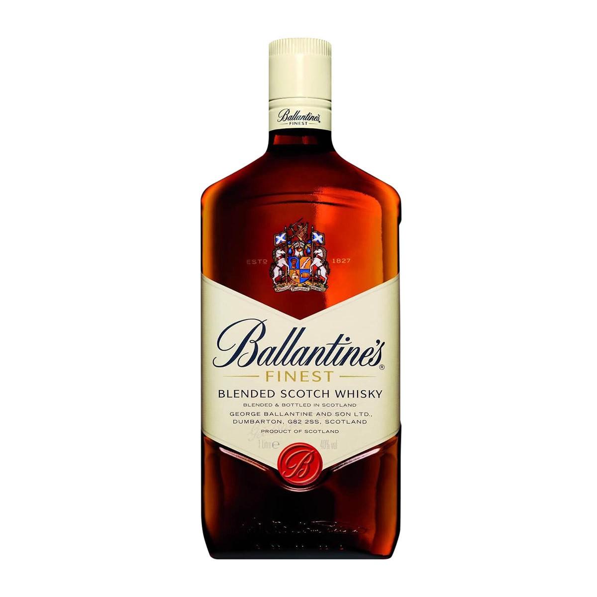 Whisky Ballantines Finest 1000ml
