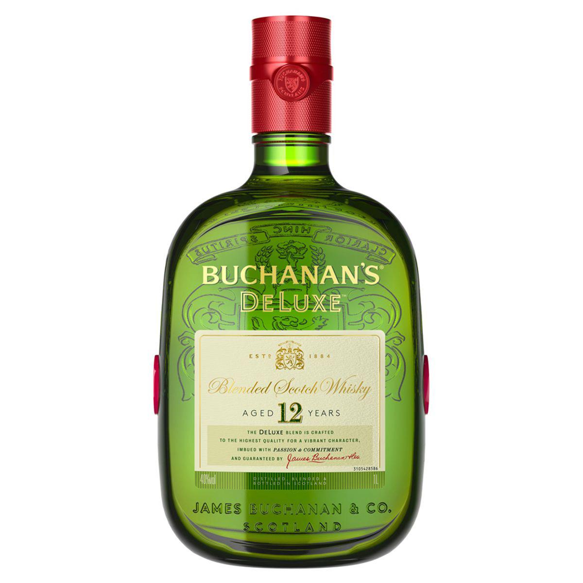 Whisky Buchanan's 12 anos 1000ml