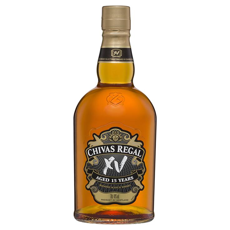 Whisky Chivas Regal 15 anos 750ml