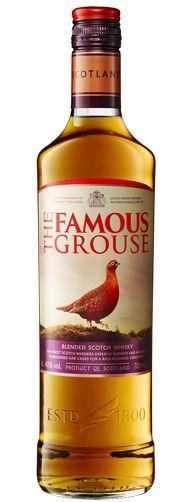 Whisky Escocês The Famous Grouse 750ml