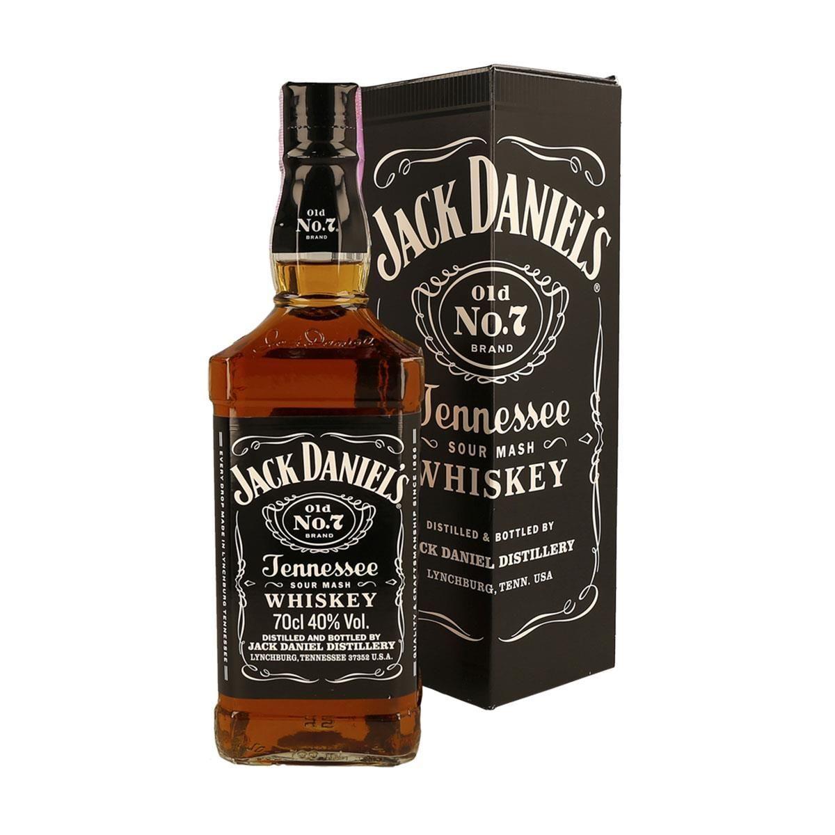 Whisky Jack Daniels 1000 ml