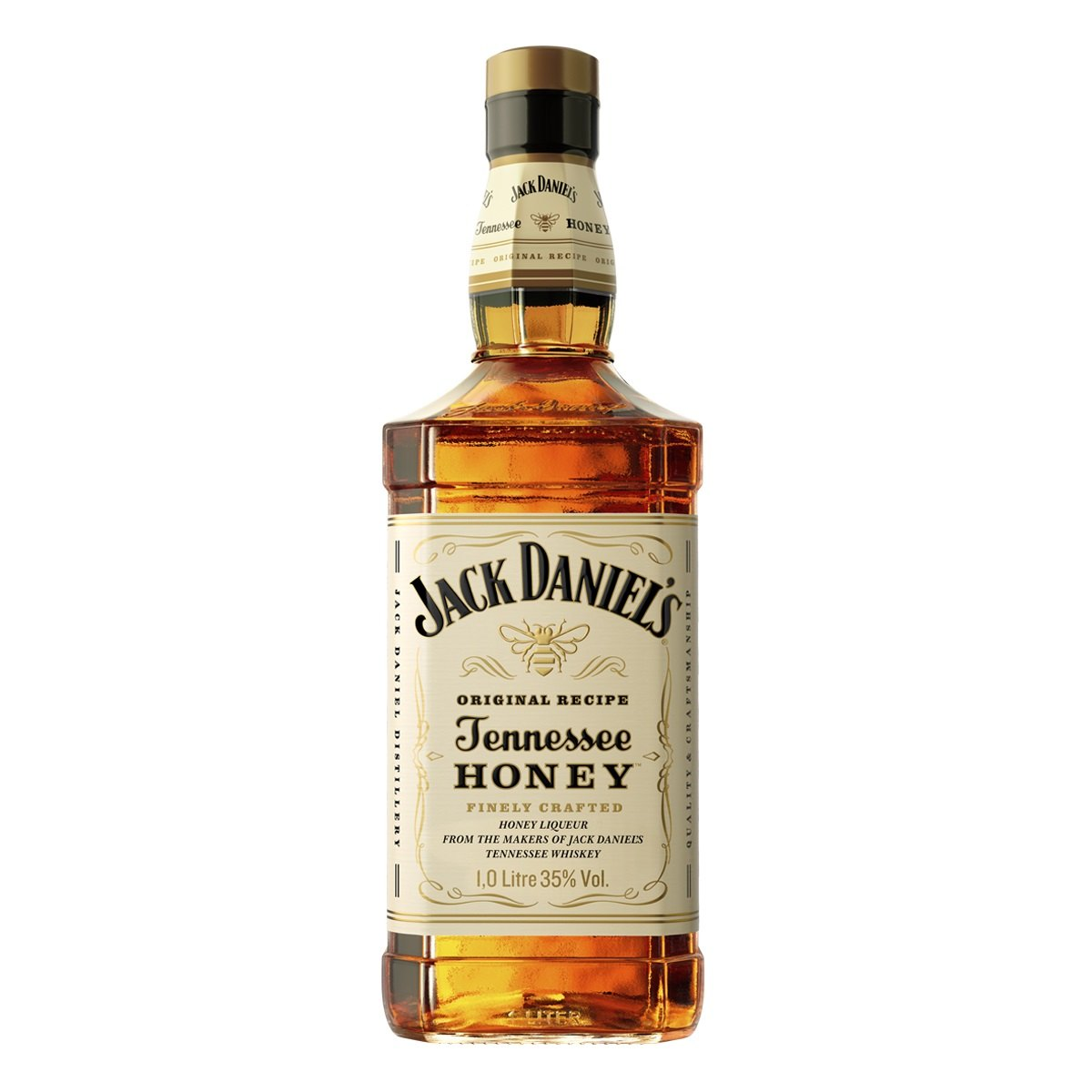 Whisky Jack Daniels Tennesse Honey 1L