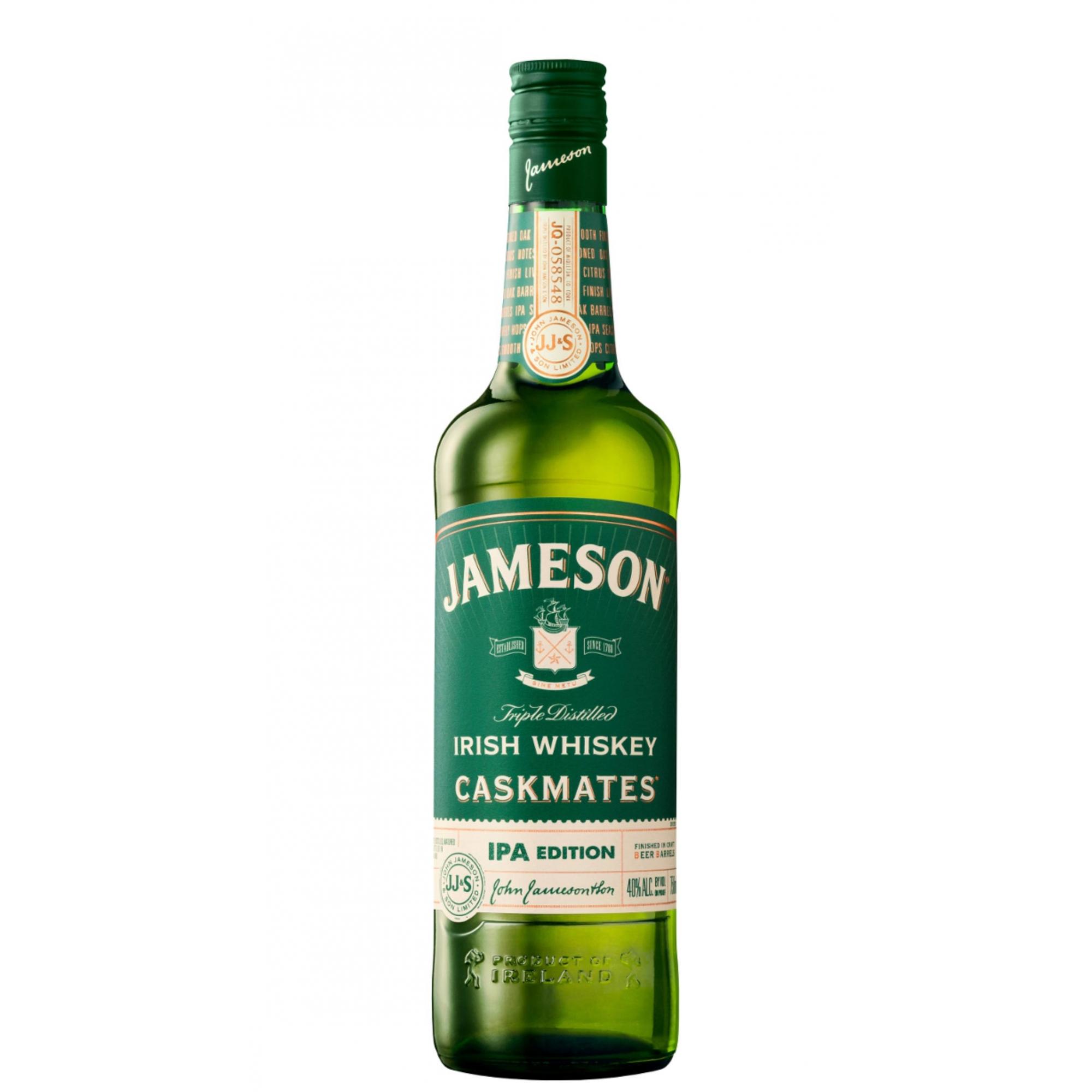 Whisky Jameson CASKMATES IPA Edition 750 ml