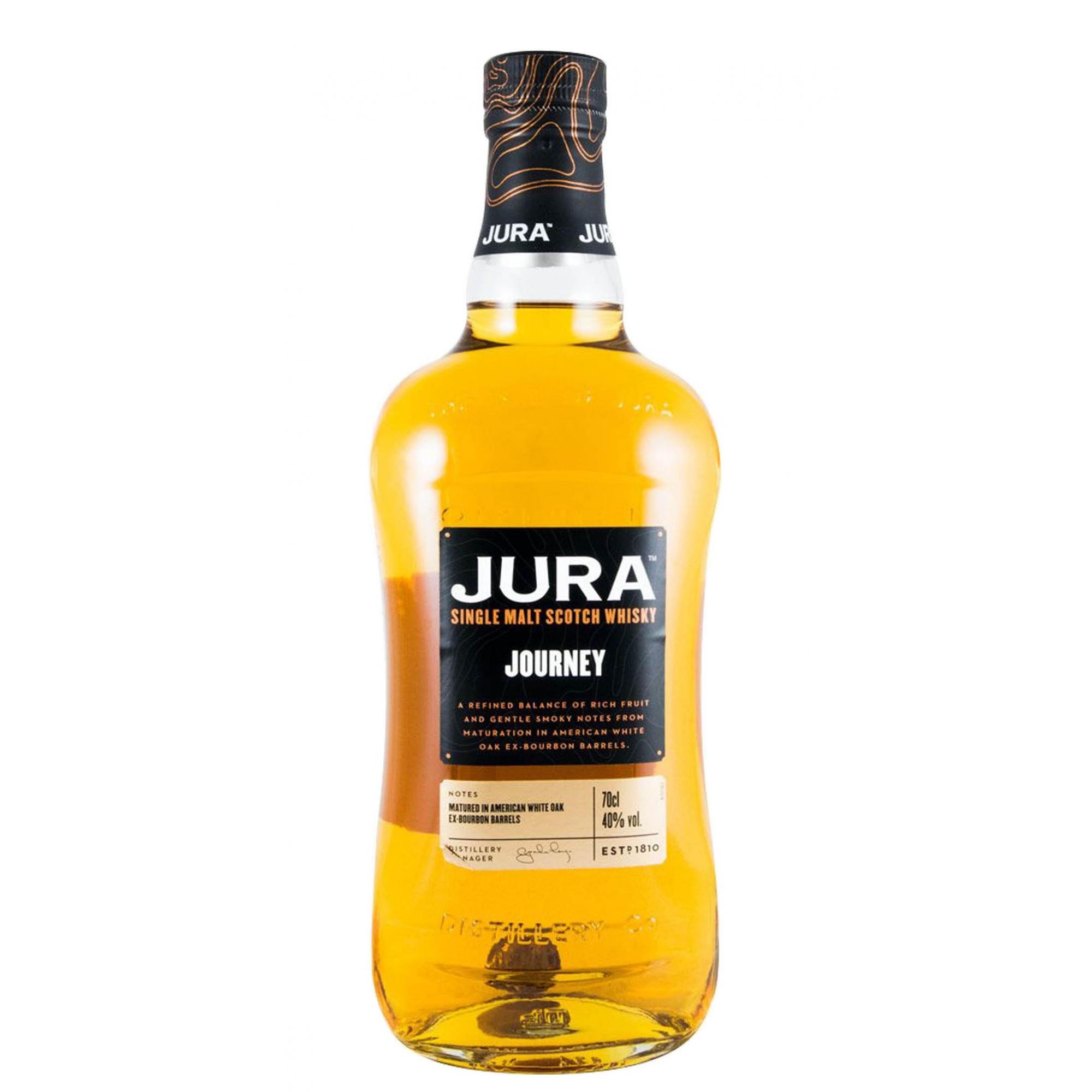 Whisky Jura Journey Single Malt 700 ml