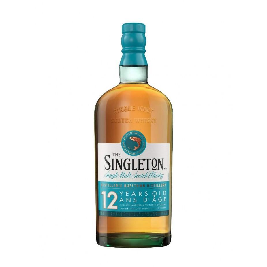Whisky Of Dufftown 12 Anos Singleton 750 ml