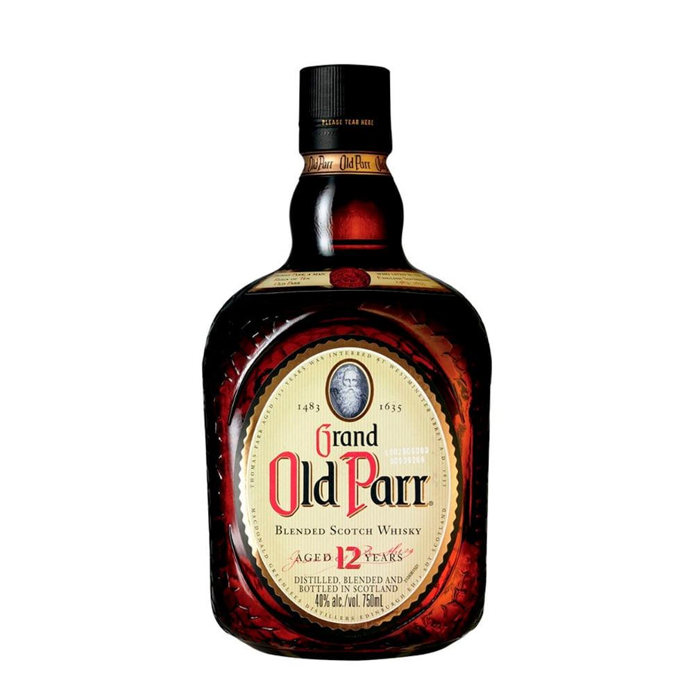Whisky Old Par 12 Anos 750ml