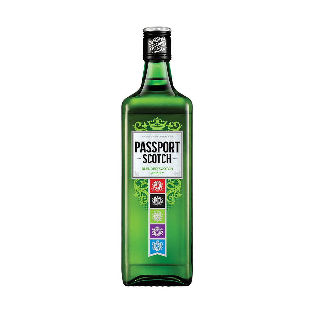 Whisky Passport Scotch 1000ml