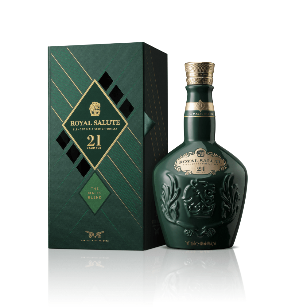 Whisky Royal Salute 21 Anos the Malts Blend 700ml