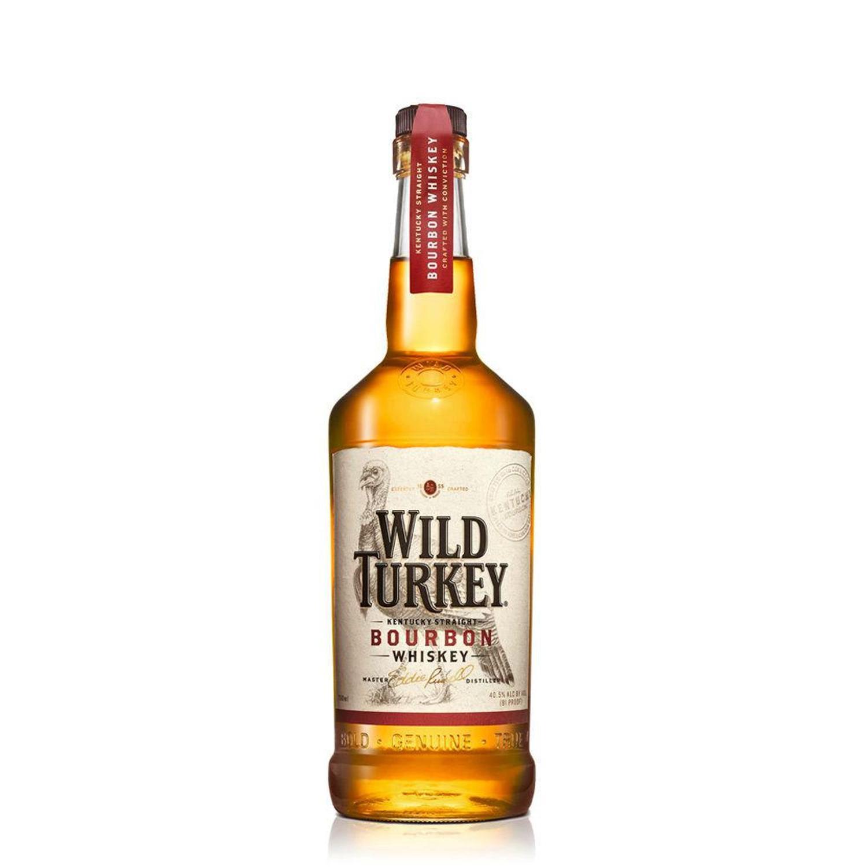 Whisky Wild Turkey 81 Bourbon 1L