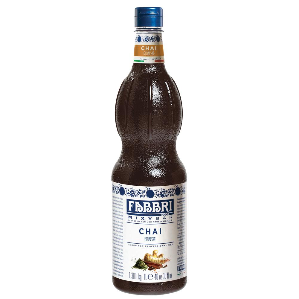Xarope Fabbri Chai 1L