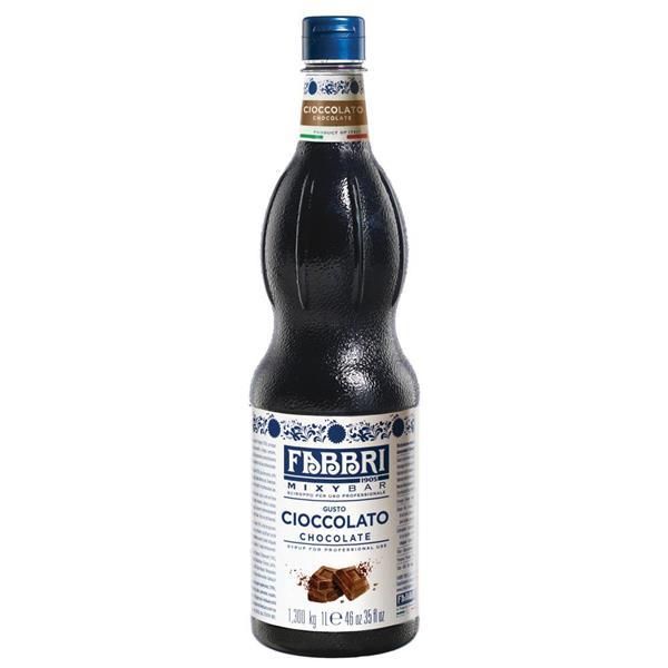 Xarope Fabbri Cioccolato (Chocolate) 1L