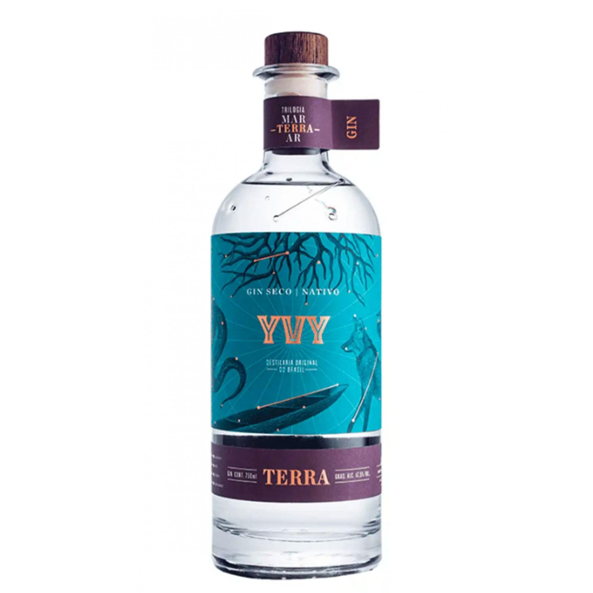 YVY Gin Terra 750ml