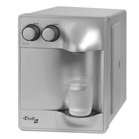 Purificador de Água Soft Slim Everest - Cinza