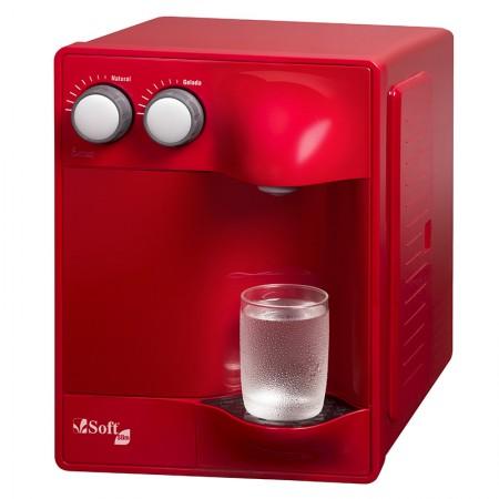 Purificador de Água Soft Slim Everest - Vermelho