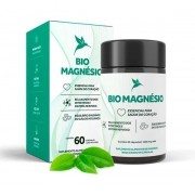 Bio Magnésio Puravida 60 Caps 1200 Mg