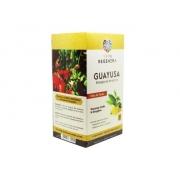 Chá Guayusa Limão Gengibre Viva Regenera Amazônia 25 Sachês