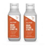 Kit 2 Bulletproof Coffee C8 Mct Brain Octane Oil Ácido Caprílico