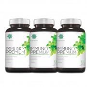 Kit 3x Imunidade Própolis + Vitamina C + Zinco + Selênio