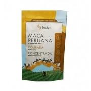 Maca Peruana Dourada Concentrada Vegana Em Pó Souly 100g