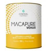 Maca Pure Woman 150g Extrato Pó De Maca Central Nutrition