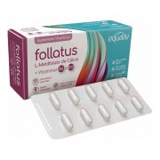 Metil Folato L-metilfolato 60 Cap's 355mcg, Equaliv Follatus