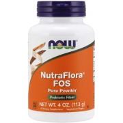 Nutraflora Fos Em Pó 113g Now Foods