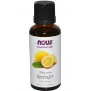 Óleo Essencial Limão 30 Ml Now Foods
