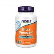 Ultra Omega 3 Puro - 500 EPA / 250 DHA 90 Cap - Now Foods