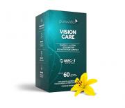 Vision Care Pura Vida 60 Caps Ômega3 Dha, Zeaxantina e Luteína