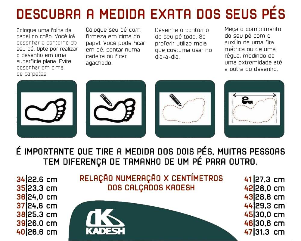BOTINA BOTA DE SEGURANÇA DE VELCRO ADVENTURE EM COURO NOBUCK KADESH 34206V 34206P BICO POLIPROPILENO