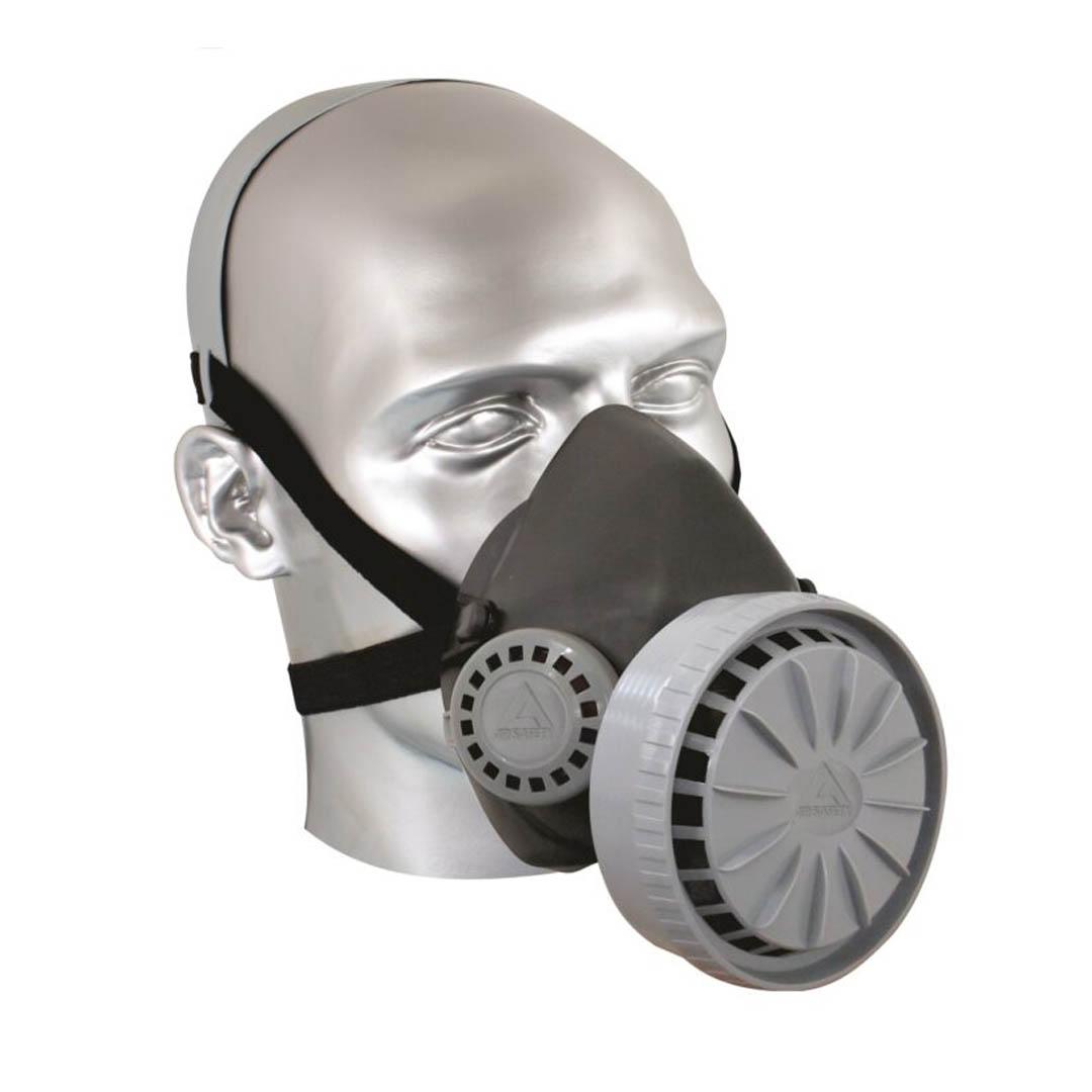 RESPIRADOR SEMIFACIAL AIRTOX I AIR SAFETY E FILTRO A1B1 VOGA