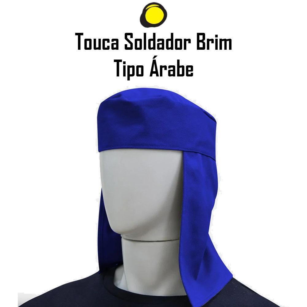 TOUCA SOLDADOR - 5 UNIDADES