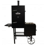 Pitsmoker Vertical  900 - Assados, grelhados e defumados (carvão e/ou lenha)