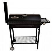 Smoker Grill 800 - Churrasqueira / Grill / Bafo - Assados, grelhados e defumados (carvão e/ou lenha)