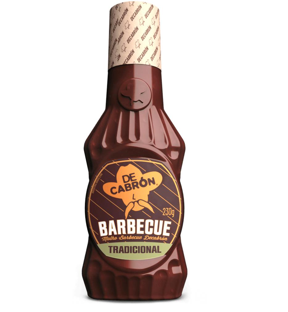 Molho Barbecue Tradicional DECABRÓN 230g