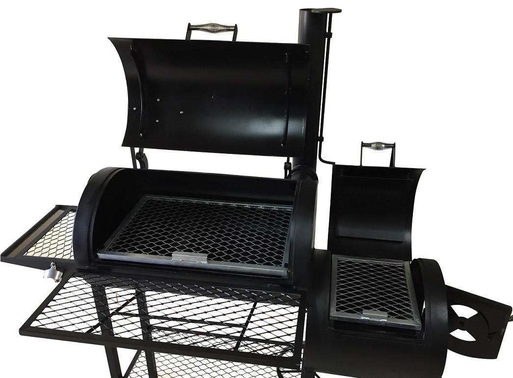 Pitsmoker  600 Double Flow (Fluxo Direto + Fluxo Reverso) - Arizona Smoke & BBQ