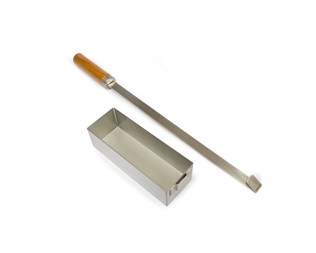 Smoke Box em Inox para Defumação