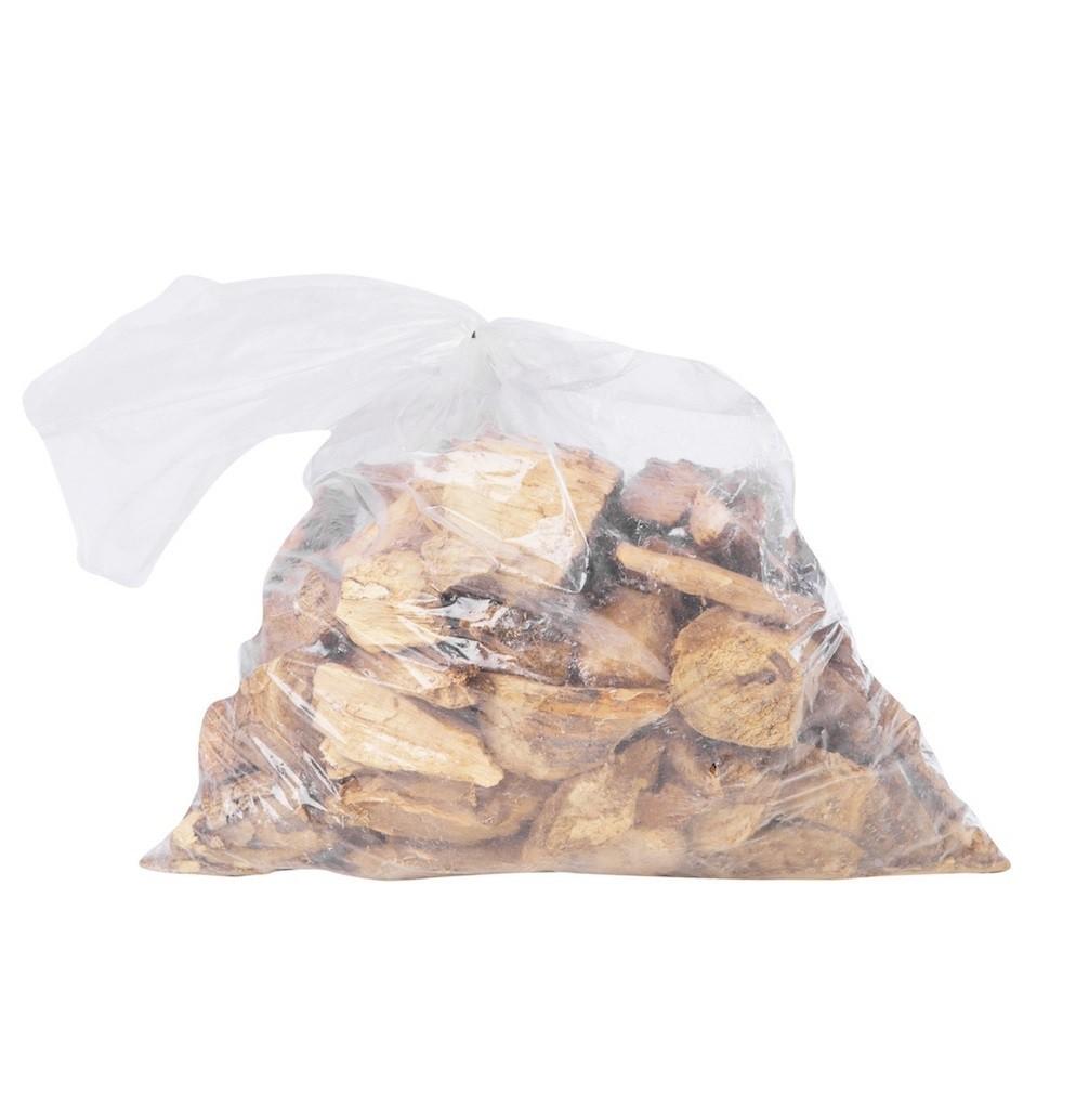 Wood Chunks - Lenha de Pecan em Pedaços para Defumação 4kg