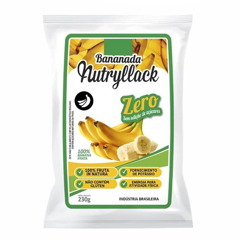 Bananada Zero Açúcar  - Casa do Mel