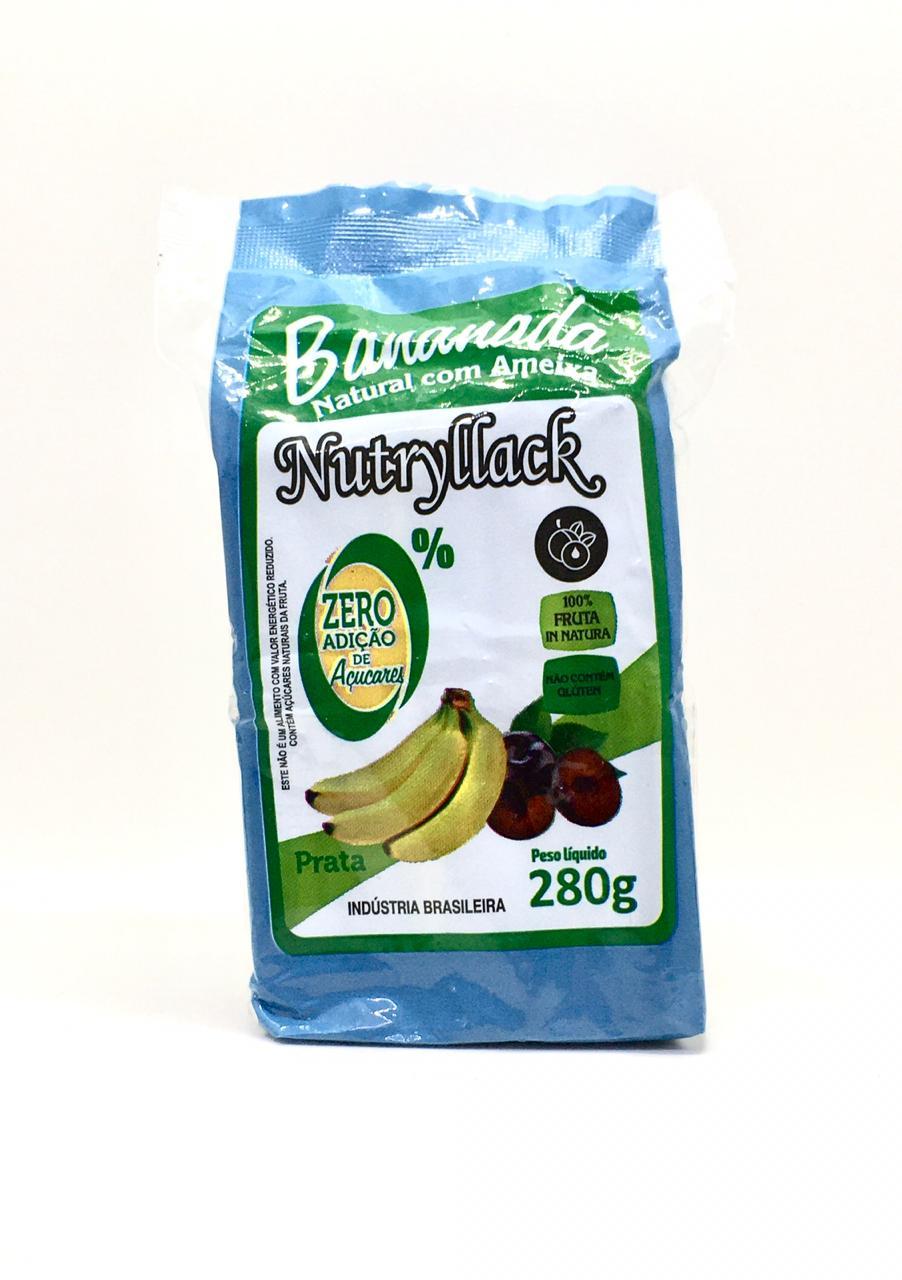 Bananada com Ameixa Zero Açúcar  - Casa do Mel