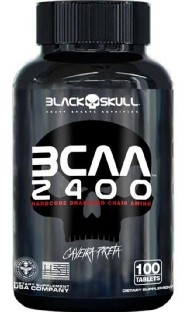 BCAA 2400  - Casa do Mel