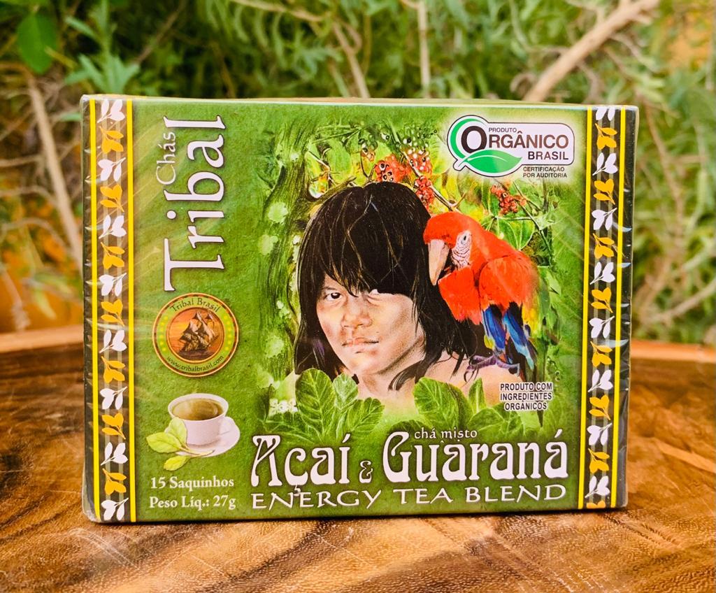 Chá Açaí e Guaraná  - Casa do Mel
