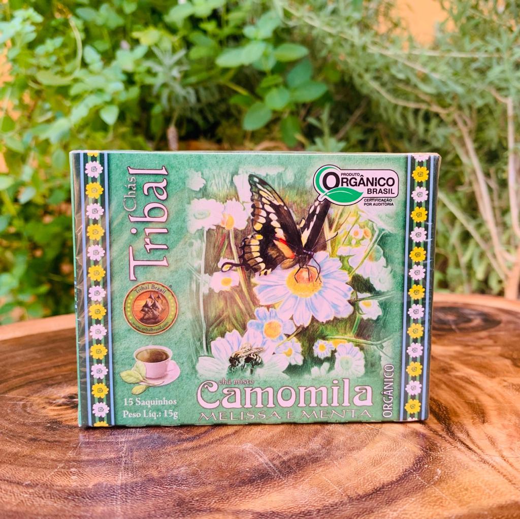Chá de Camomila  - Casa do Mel