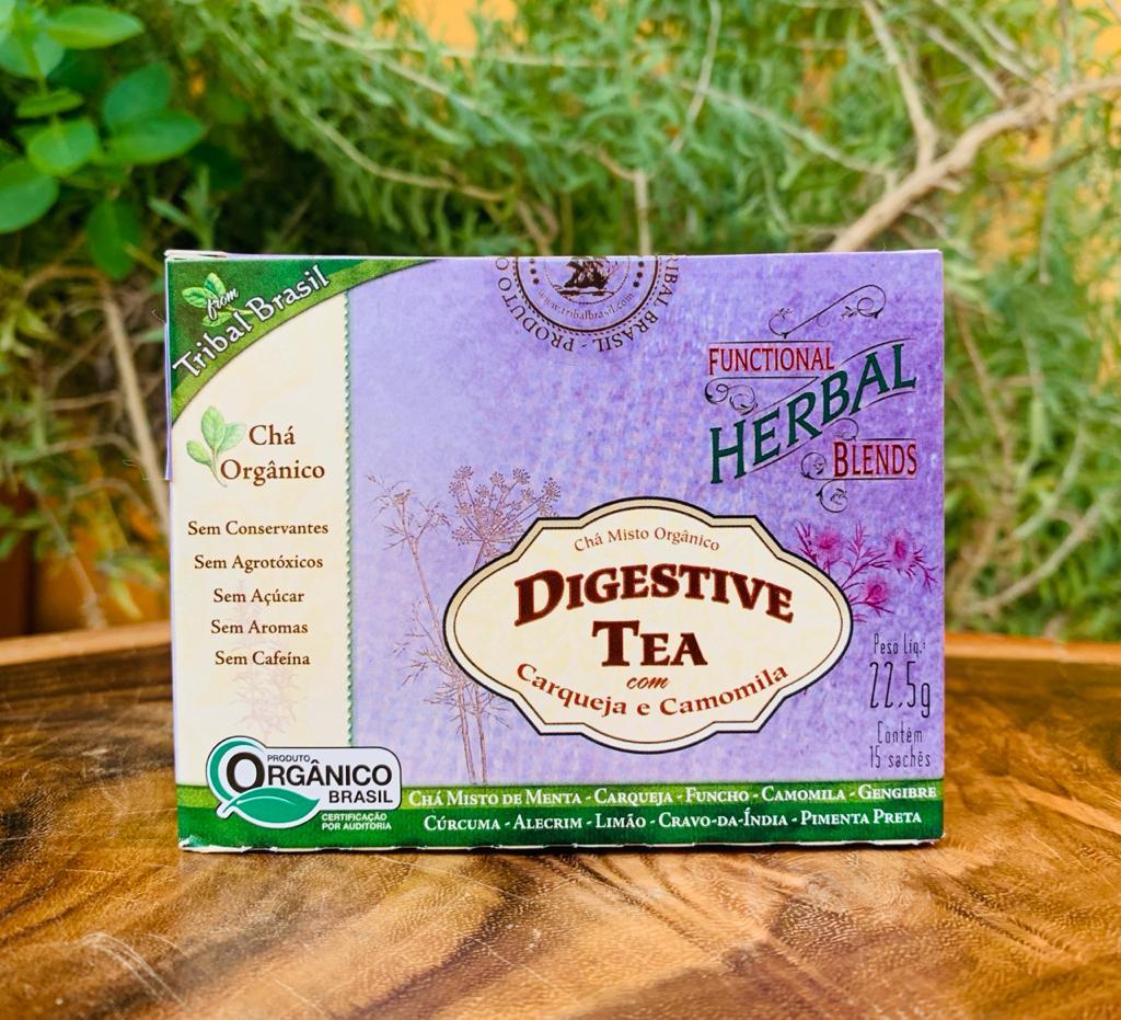 Chá Digestive Tea  - Casa do Mel