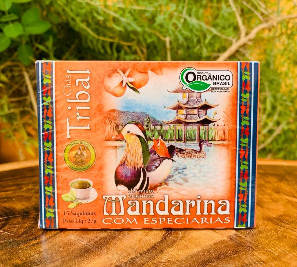 Chá Mandarina  - Casa do Mel