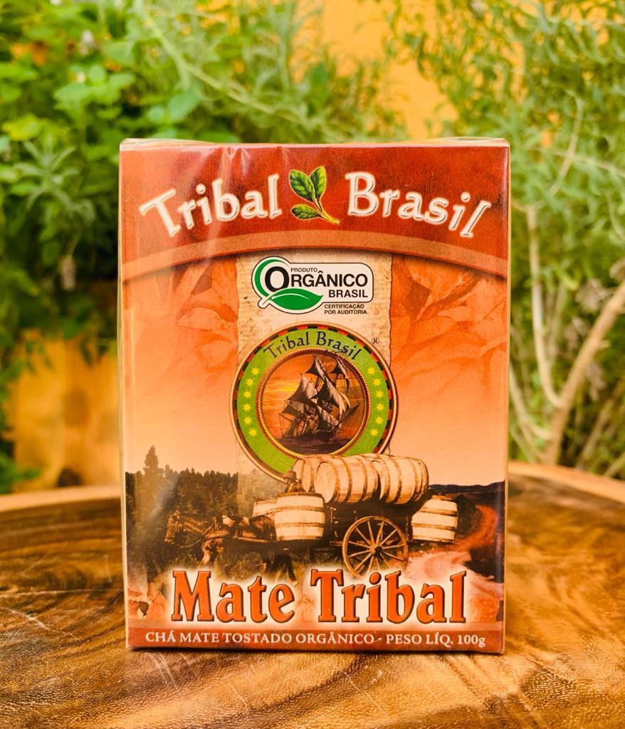 Chá Mate Tribal  - Casa do Mel